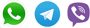whatsapp viber telegram на номере +79115253535